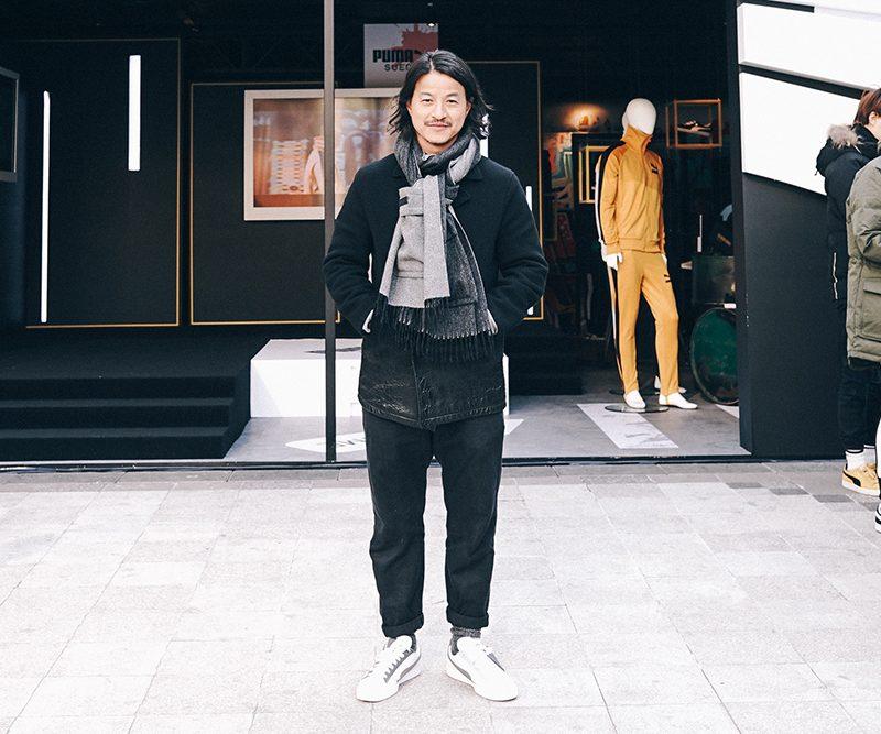 大師級公仔設計師 Michael Lau。