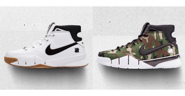 356d024abcae 新聞分享  洛城雙雄聯手Undefeated x Nike Zoom Kobe 1 Protro 即將登場– KENLU.net