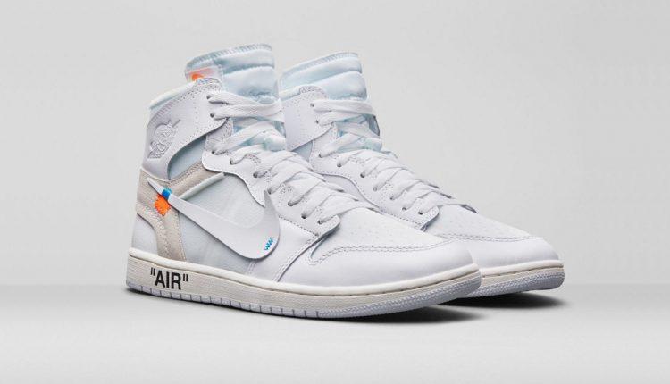 Virgil Abloh x Air Jordan 1 (1)