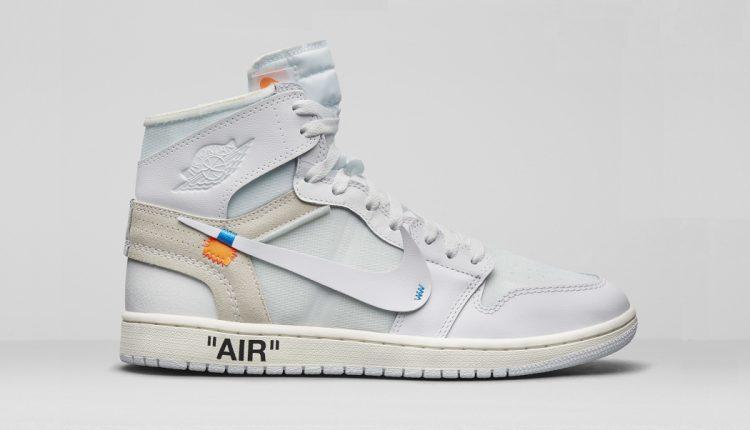 Virgil Abloh x Air Jordan 1 (2)