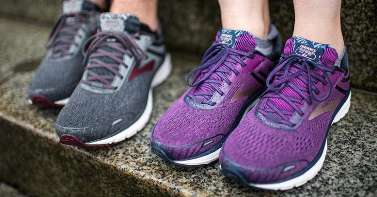 Buy \u003e brooks adrenaline gts 18 purple
