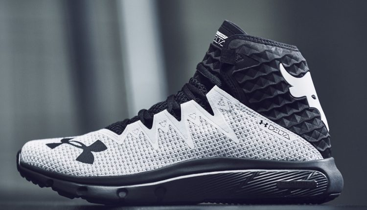 DWAYNE JOHNSON UNDER ARMOUR CHASE GREATNESS COLLECTION (2)