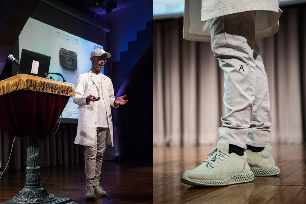 sneakers for cheap 2c073 8d441 Daniel Arsham X Adidas Futurecraft 4D (202) – KENLU.net