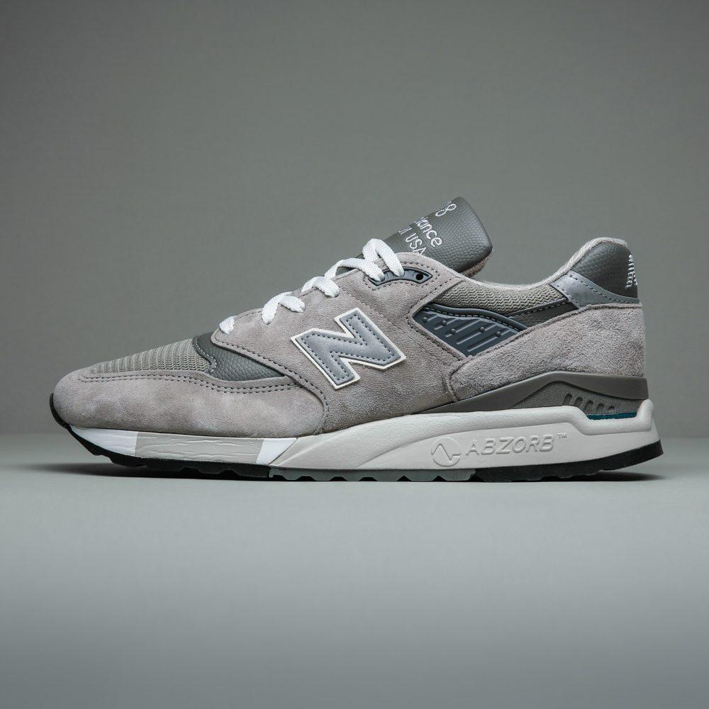 NB All Gray-10-998