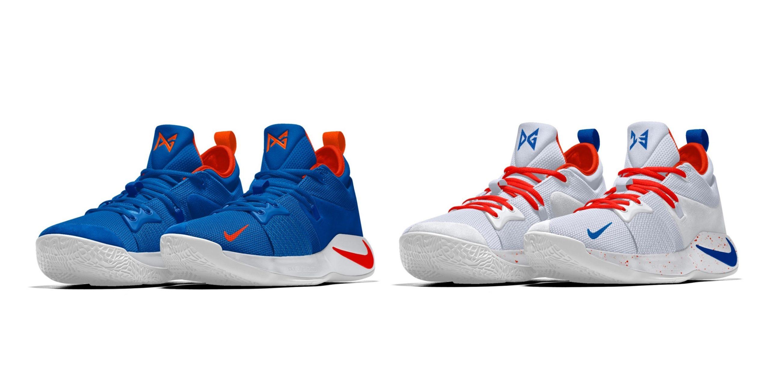 新聞分享/ Nike PG2 iD 現已上線開放訂製