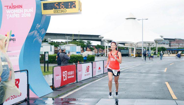 2018 Taishin Women Run Taipei new balance (3)