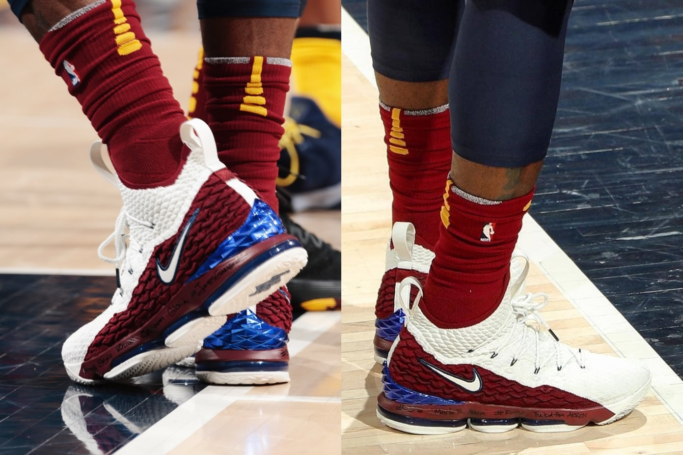 ecb1abbb1dde ... promo code for nike lebron 15 air zoom generation first game 4 91896  1c475