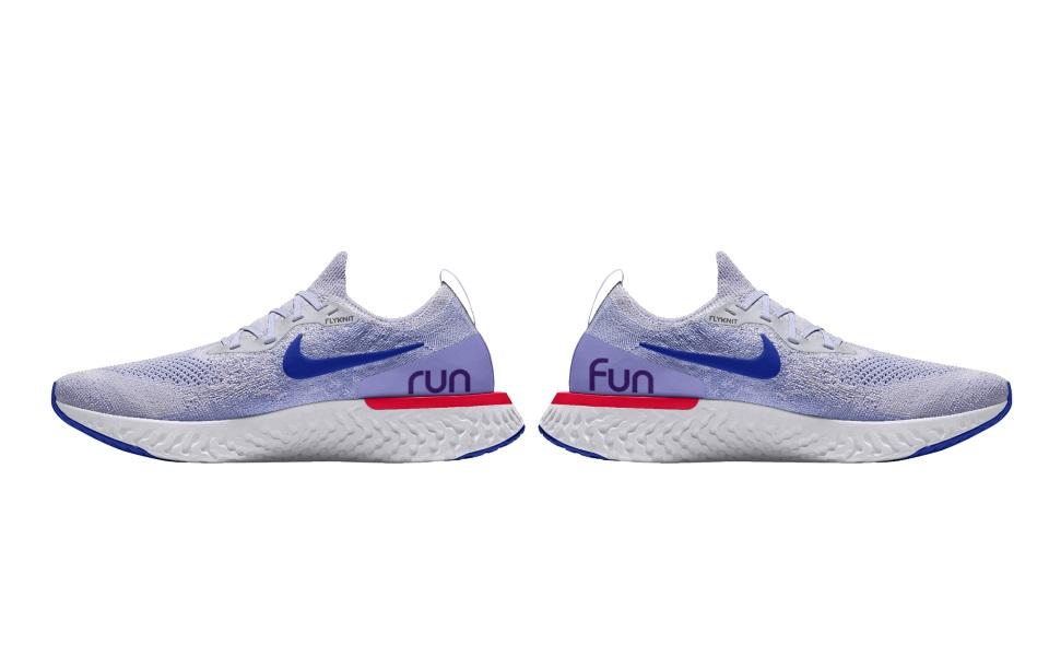 新聞分享/ Nike Epic React Flyknit iD 已