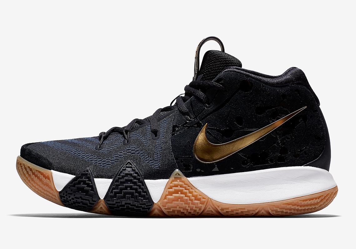 Nike Kyrie 4 釋出新樣式– KENLU.net