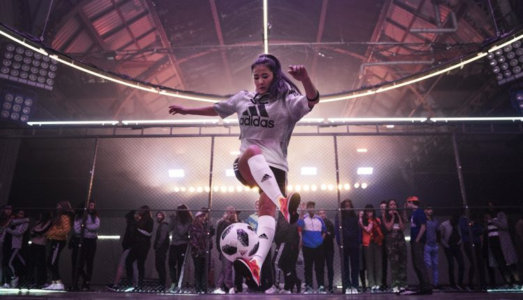 Create the Answer adidas FOOTBALL (2)
