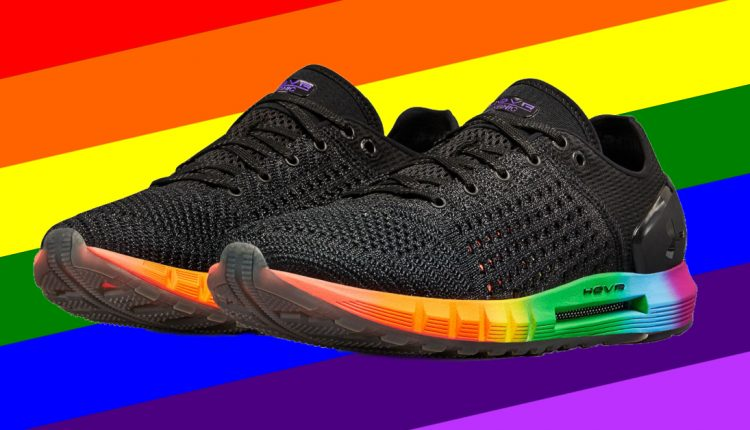 Under Armour HOVR Sonic pride (1)