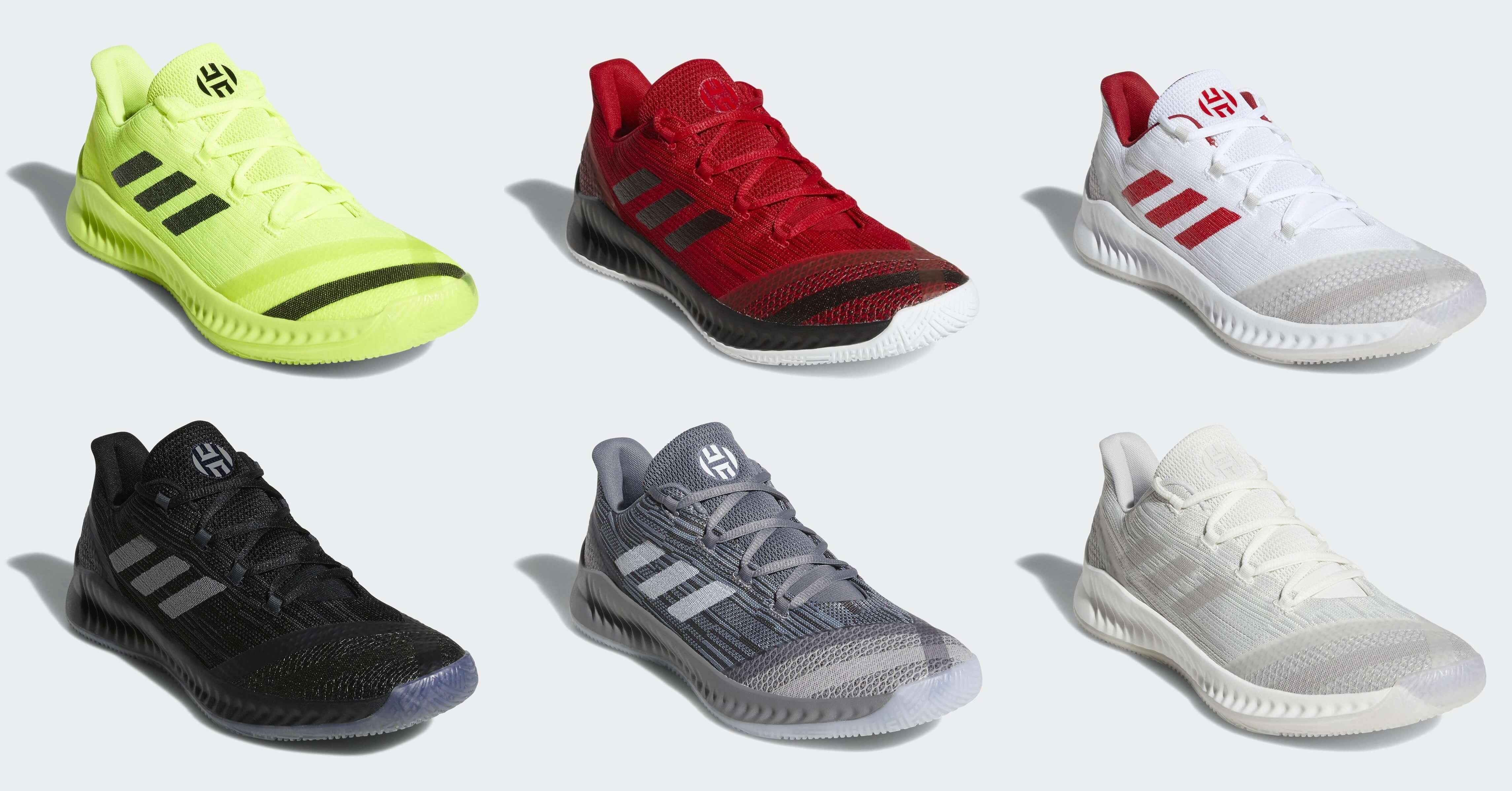 on sale 419bd 54ddf adidas Harden BTE 2 (11) – KENLU.net