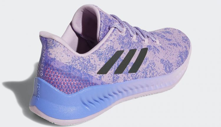 adidas Harden BE X Clear Lilac CG5983 (1)