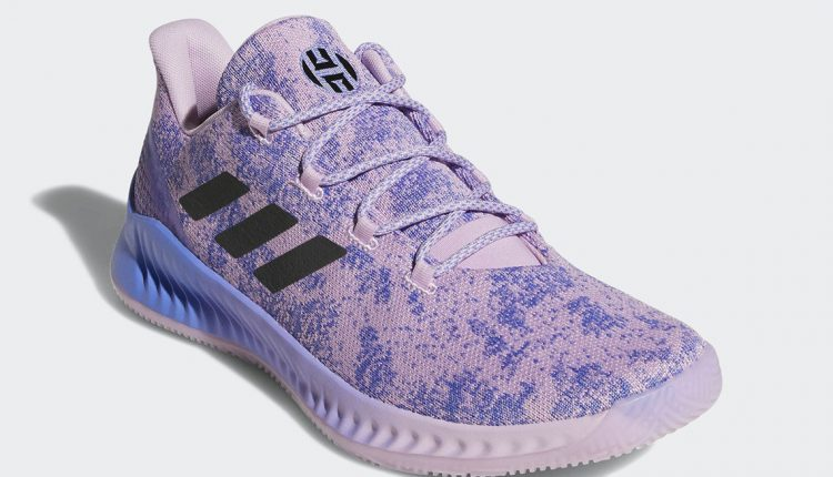 adidas Harden BE X Clear Lilac CG5983 (2)