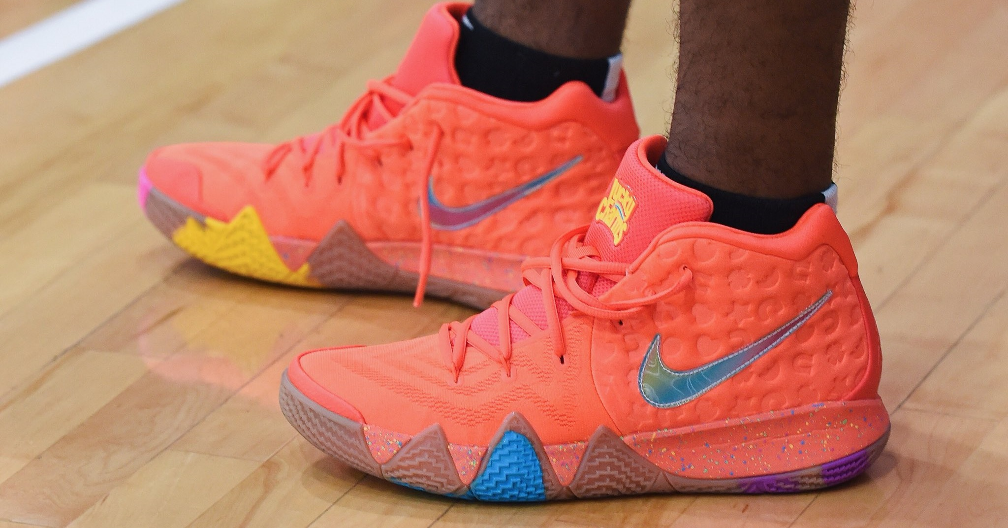 save off 38933 75b55 kicks-on-kyrie-irving-nike-kyrie-4-lucky-charms – KENLU.net