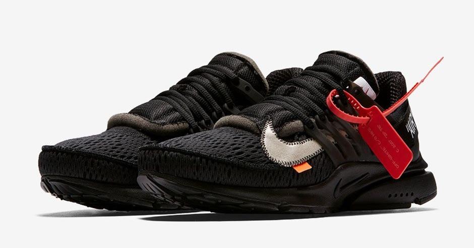 上市速報/ Virgil Abloh x Nike 'The Ten