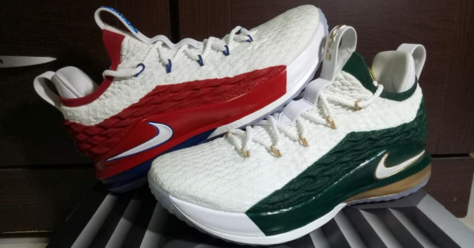 premium selection 13e6c 5b612 新聞分享/ 客製師Kenny 手下的LeBron Watch!一覽Nike LeBron 15 ...