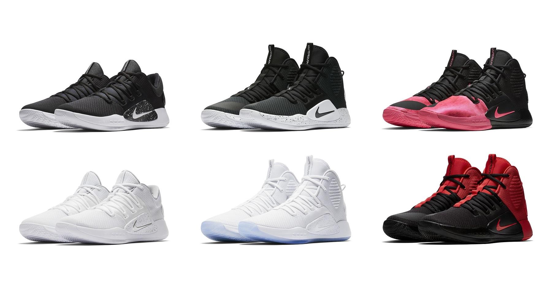 上市速報/ Nike Hyperdunk X 臺灣販售資訊