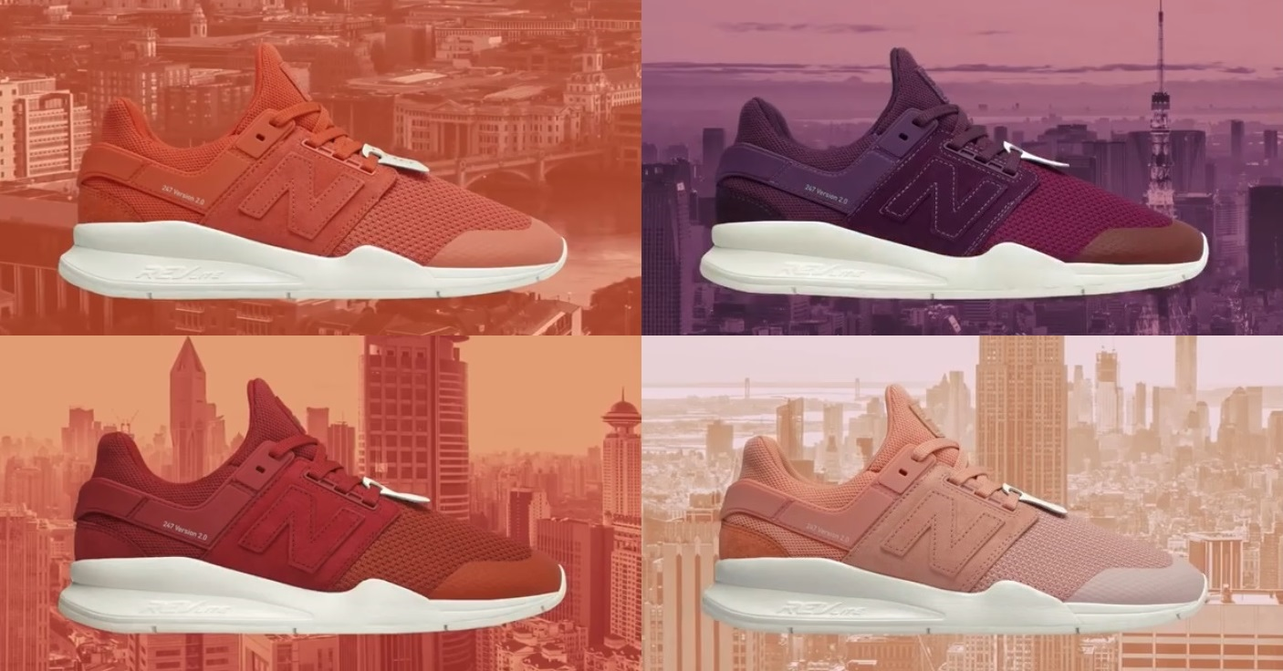 Miseria bueno Magnético  new balance 247 time zone, OFF 73%,Free delivery!