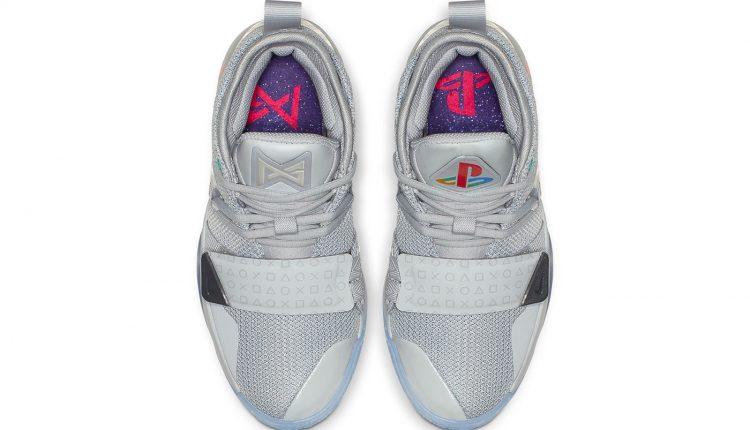 PlayStation x Nike PG 2.5 Grey (3)