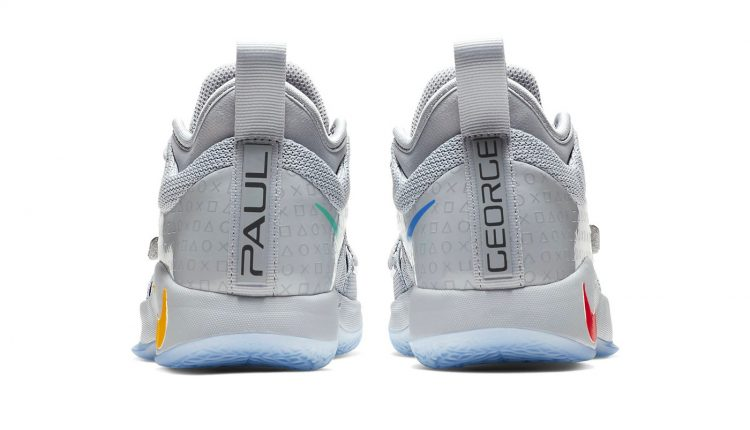 PlayStation x Nike PG 2.5 Grey (4)
