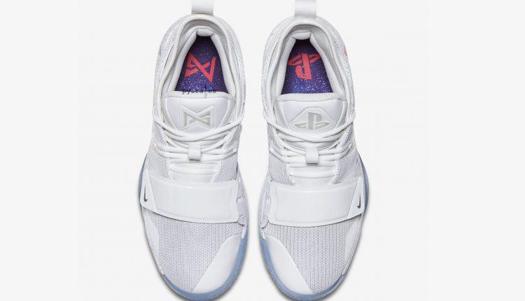 PlayStation x Nike PG 2.5 Grey (6)