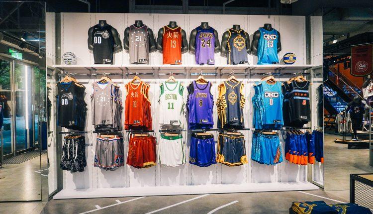 20181120 NBA Store-23
