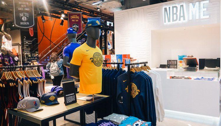 20181120 NBA Store-34