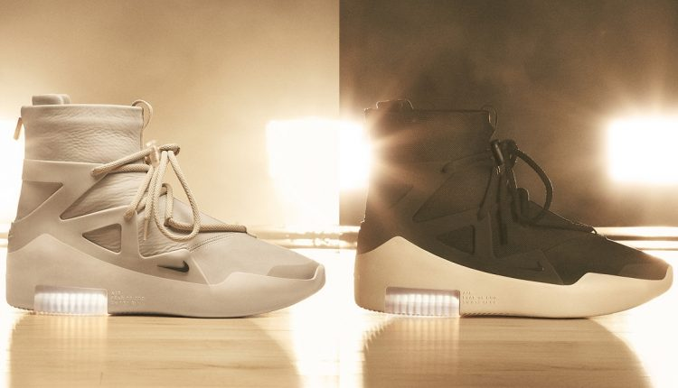 Jerry Lorenzo leo chang Nike Air Fear Of God (1)