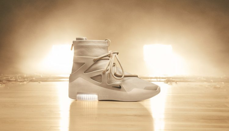 Jerry Lorenzo leo chang Nike Air Fear Of God (2)