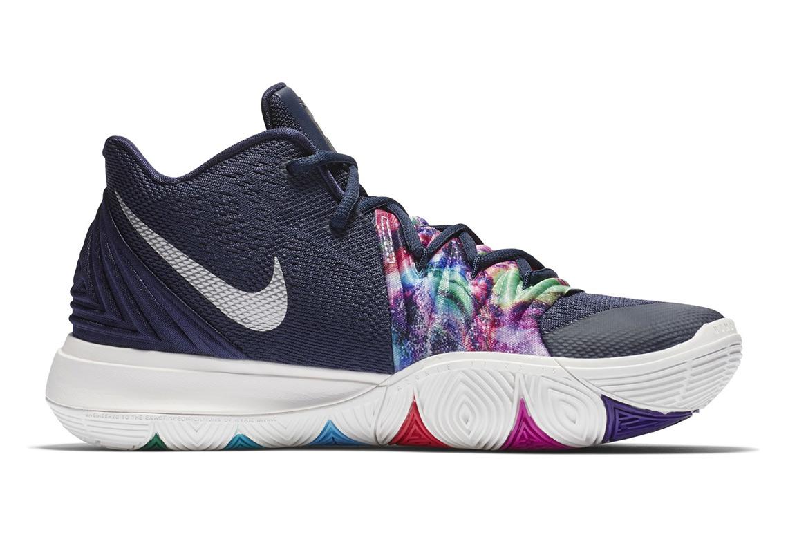 一色Nike Kyrie 5