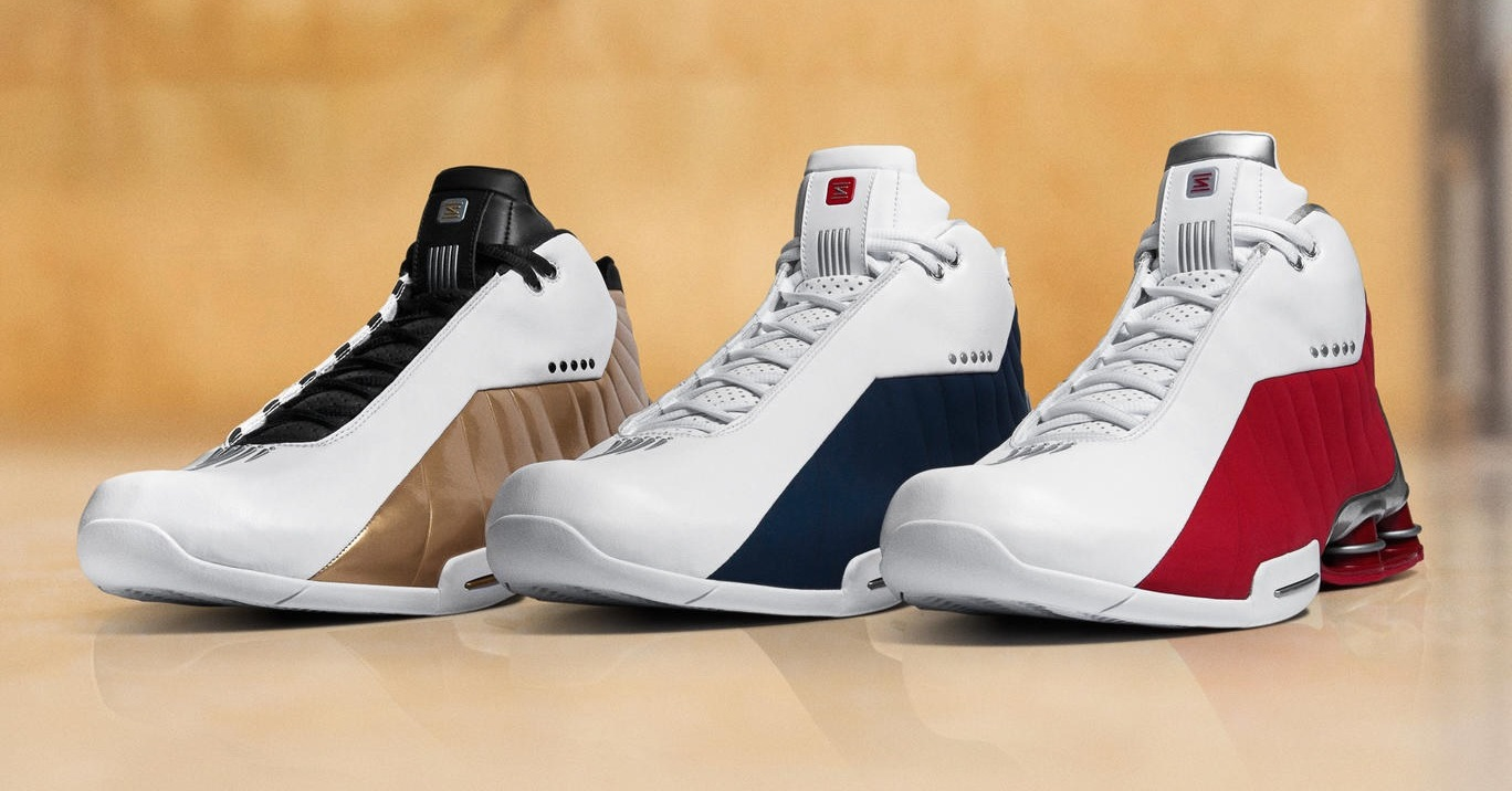 42ef1e5826c0 新聞分享  Vince Carter 最終賽季的戰友– Nike Shox BB4 PE – KENLU.net