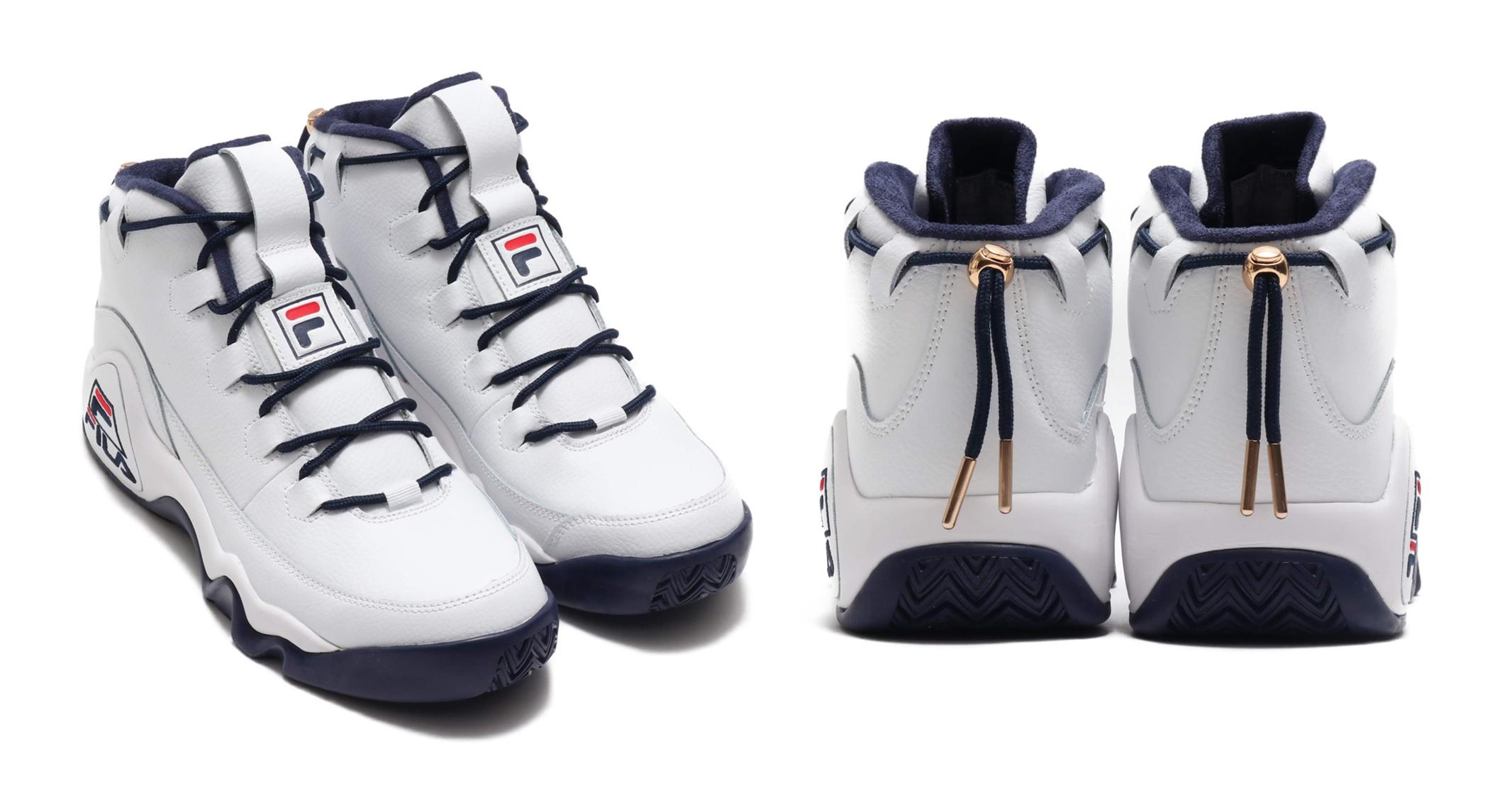 新聞分享/ Grant Hill 初代戰靴高質感呈現FILA 95 PRIMO 現已 ...