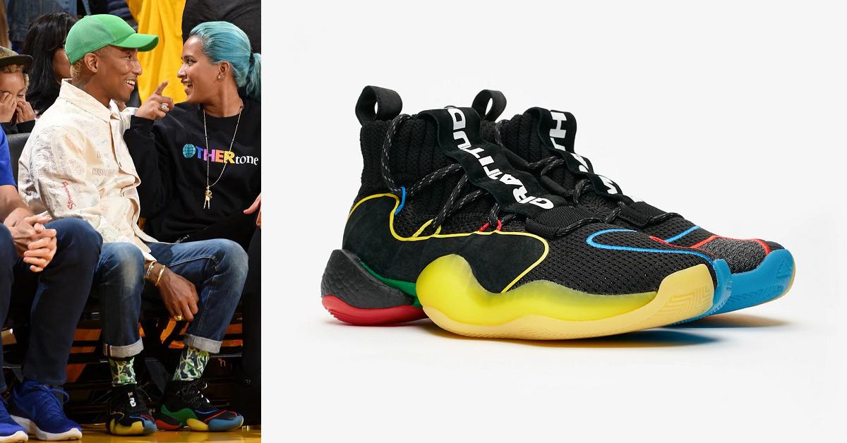 super popular 593ac ef681 新聞分享 等了半年Pharrell x adidas Crazy BYW LVL X 國外終將確定推出– KENLU.net