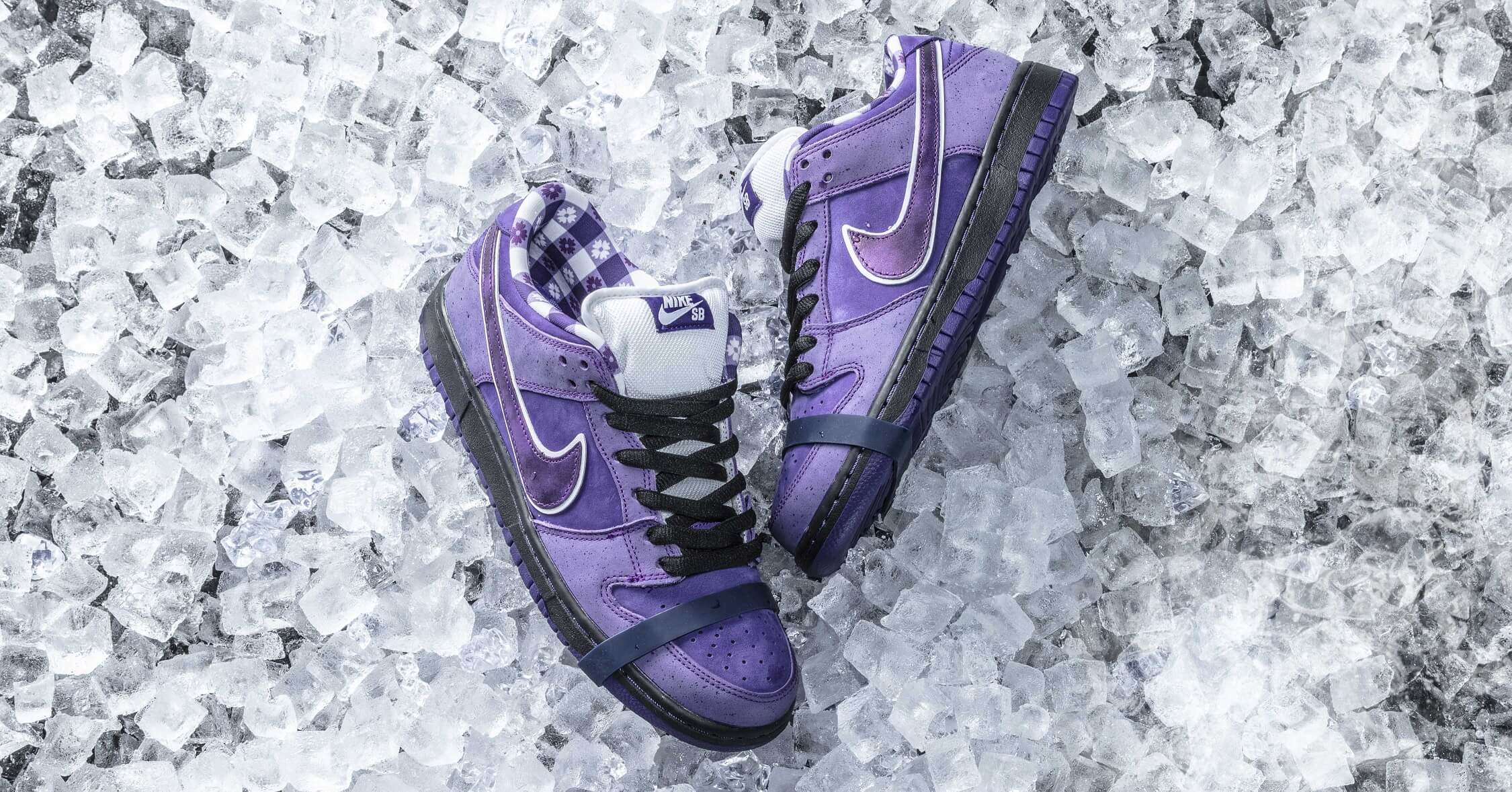 huge discount 23dbc 38977 concepts-x-nike-sb-dunk-low-pro-purple-