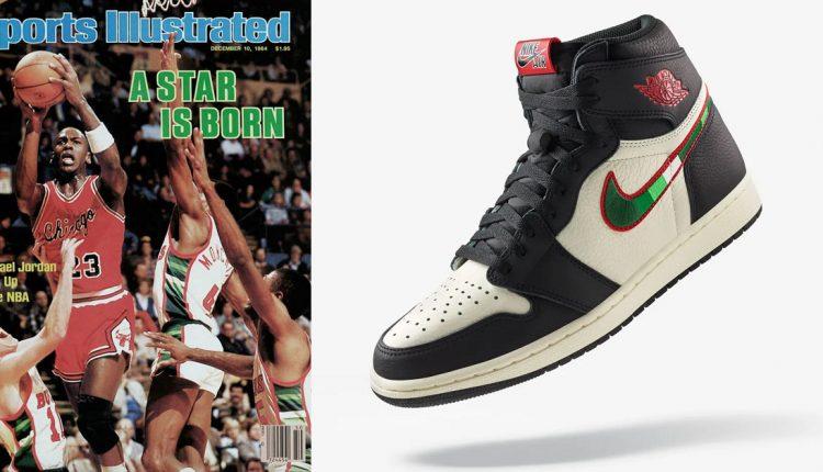news Air Jordan 1 Retro 'High A Star Is Born' (1)