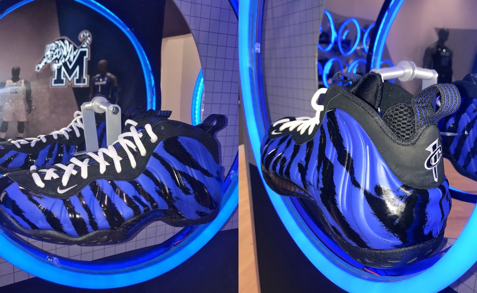 Authentic Nike Air Foamposite One Tianjin?