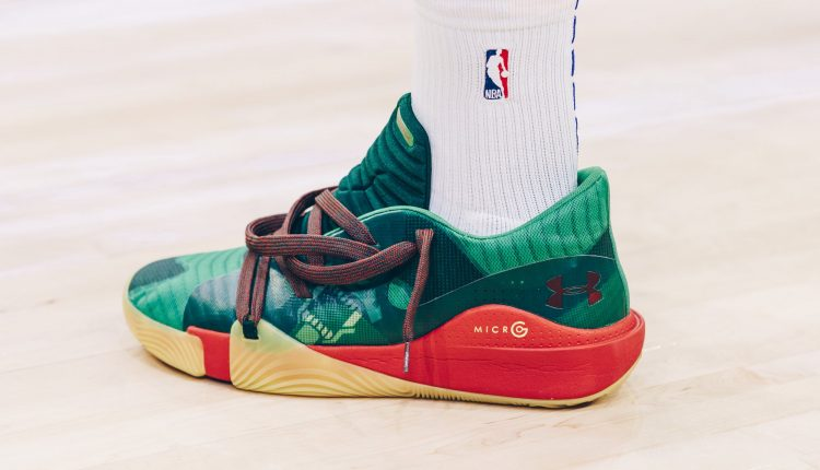 Joel Embiid Under Armour Anatomix Spawn Low Cameroon PE (2)