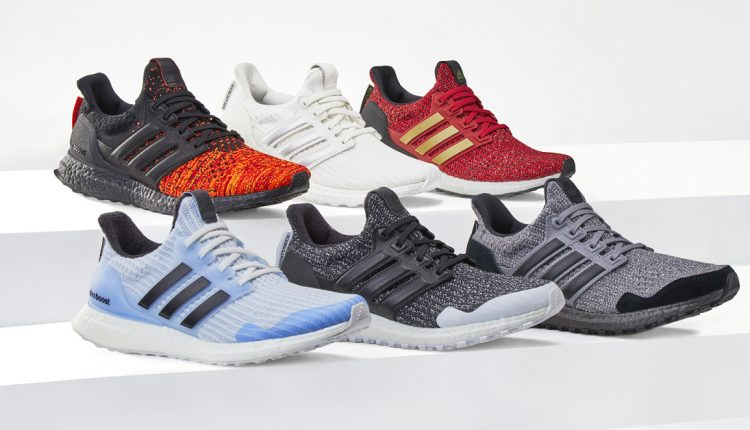 adidas x Game of Thrones taiwan release
