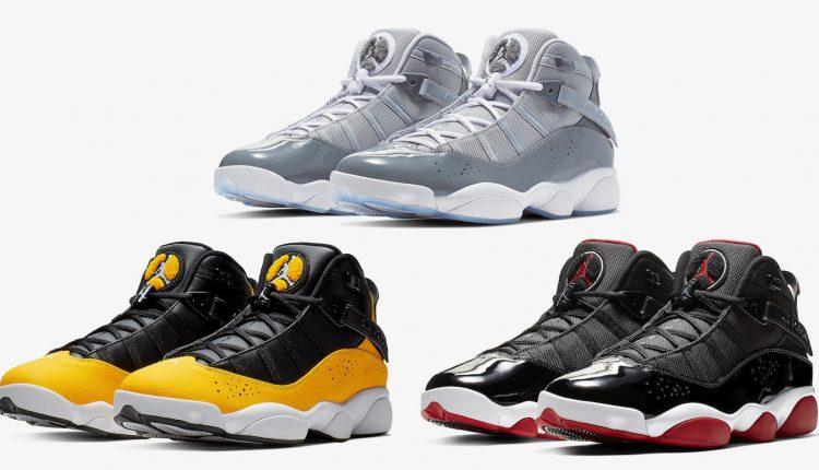 Jordan 6 Rings new colorways (1)