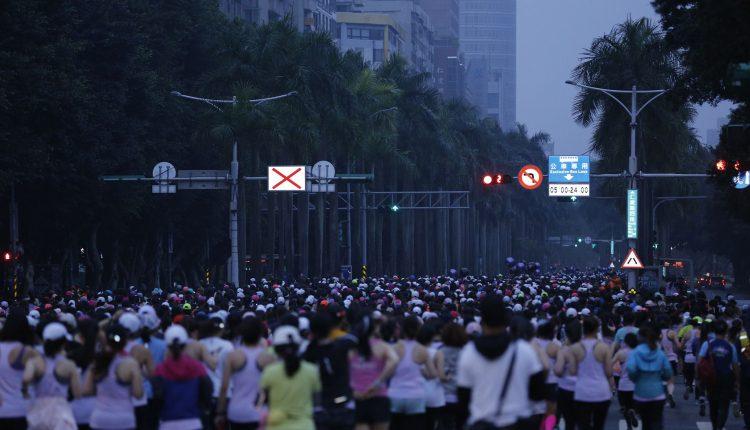 New Balance x 2019 Taishin Women Run Taipei (12)