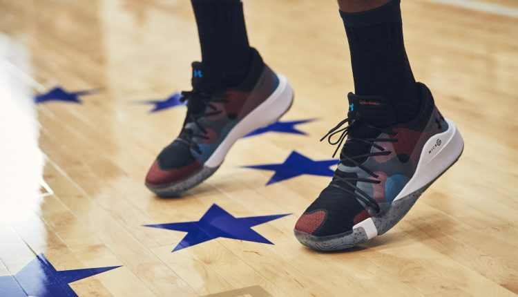 Under Armour Anatomix Spawn Low official (2)