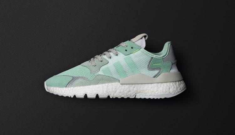 adidas Originals NITE JOGGER 女生鞋款形象照NTD4,890_F33837(日間白光)