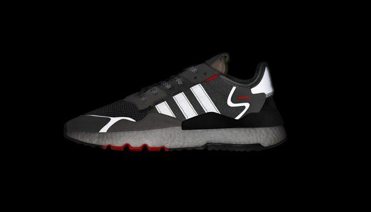 adidas Originals NITE JOGGER 男生鞋款形象照NTD4,890_DB3361(暗夜反光)