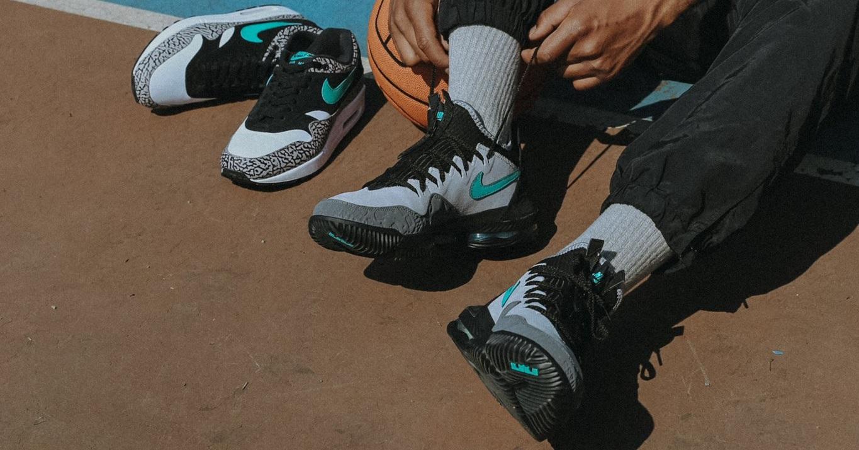 新聞分享/ atmos x Nike LeBron 16 Low 第