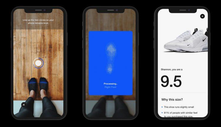 Nike Fit app (4)