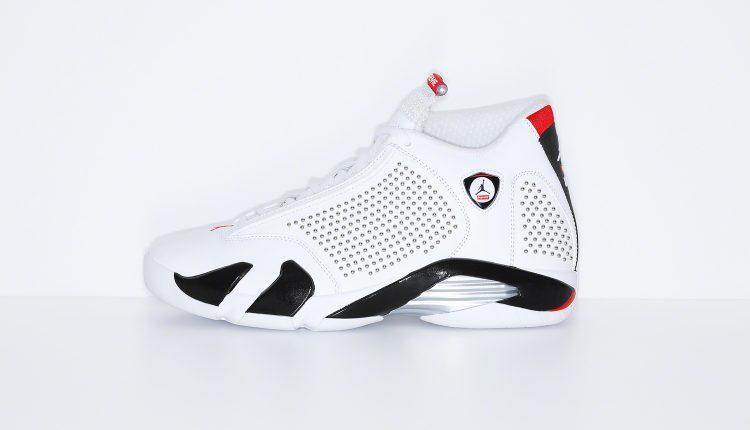 Supreme x Air Jordan 14 (3)