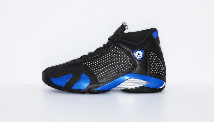 Supreme x Air Jordan 14 (6)