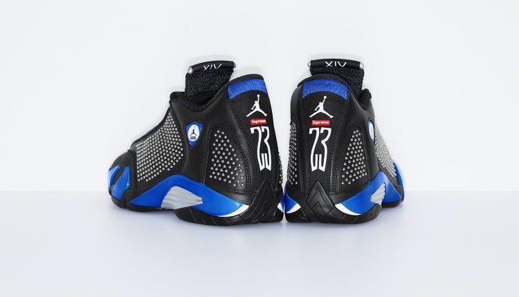 Supreme x Air Jordan 14 (7)