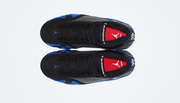 Supreme x Air Jordan 14 (8)